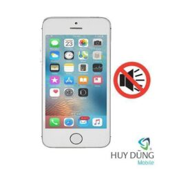 Sửa iPhone 5s mất âm thanh
