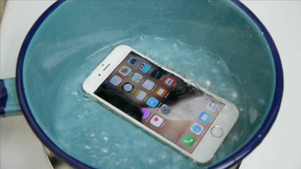 loa iphone bị rè
