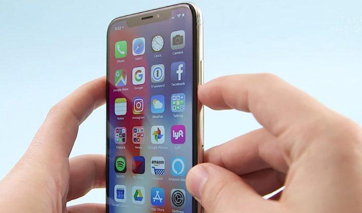 nút nguồn iphone