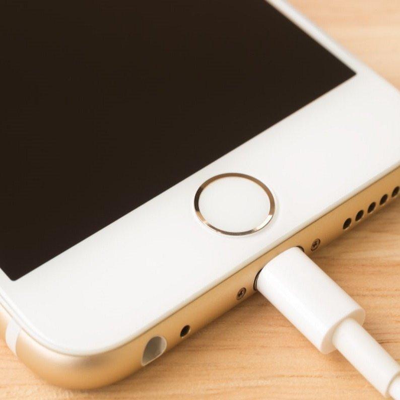 pin iphone bị hỏng