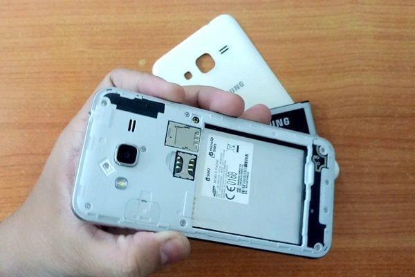 điện thoại bị sập nguồn