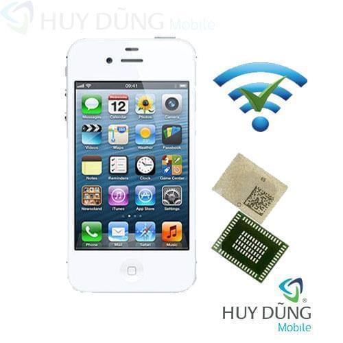 Thay ic Wifi iPhone 5