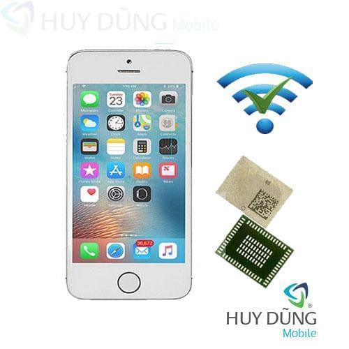 Thay ic Wifi iPhone SE