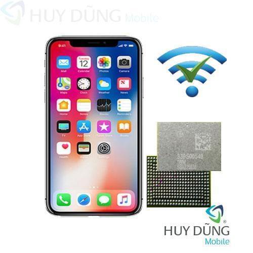 Thay ic Wifi iPhone X