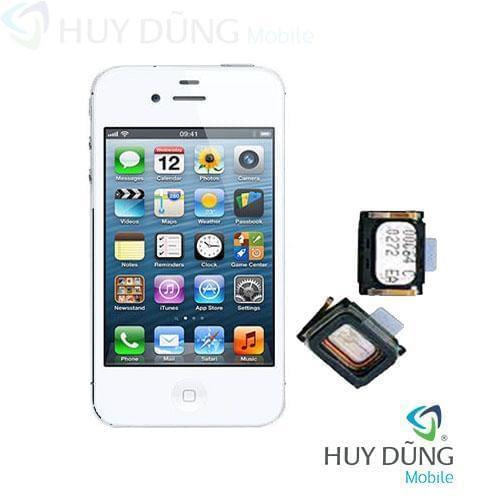 Thay loa trong iPhone 4