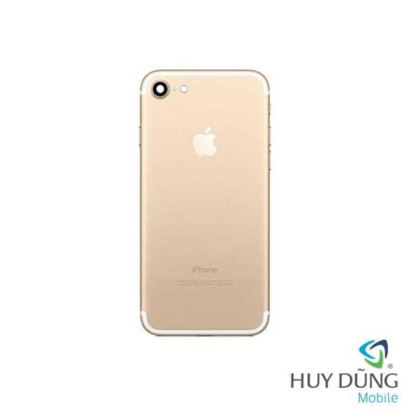 Thay vỏ iPhone 7 vàng