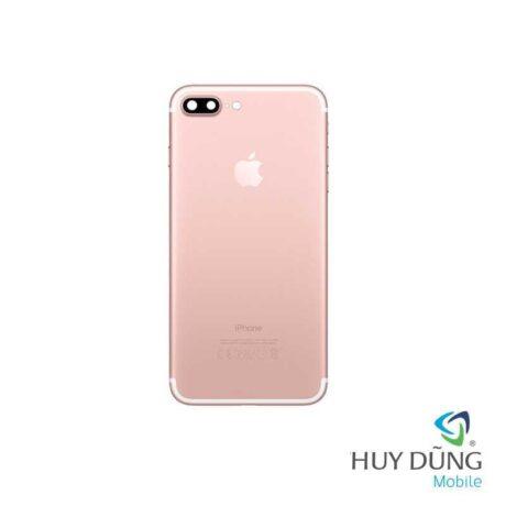thay vỏ iphone 7 plus vàng hồng