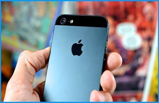 iphone không lên màn hình