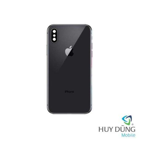 Thay vỏ iPhone X đen