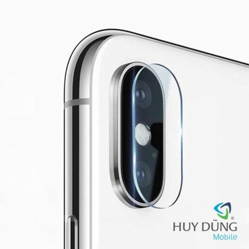 Thay kính camera iPhone X