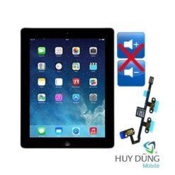 Thay dây âm lượng iPad 4