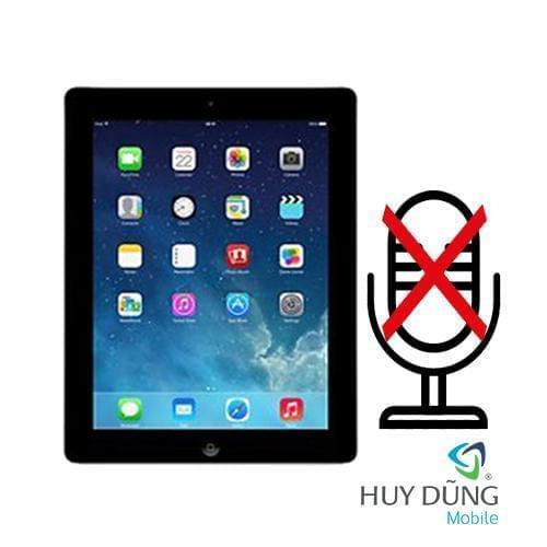 Thay mic iPad 4
