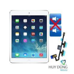 Thay dây âm lượng iPad Air