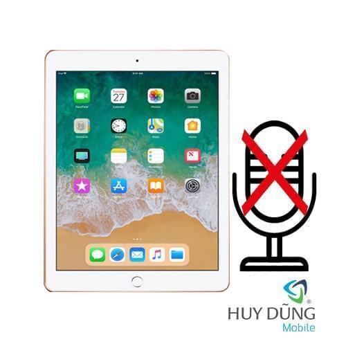 Thay mic iPad Gen 6