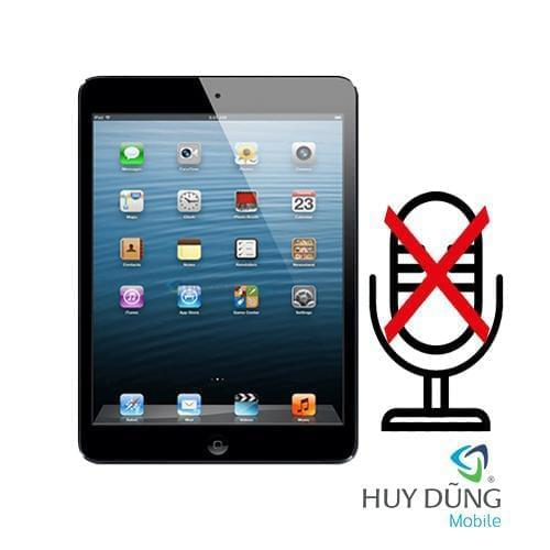 Thay mic iPad Mini 2