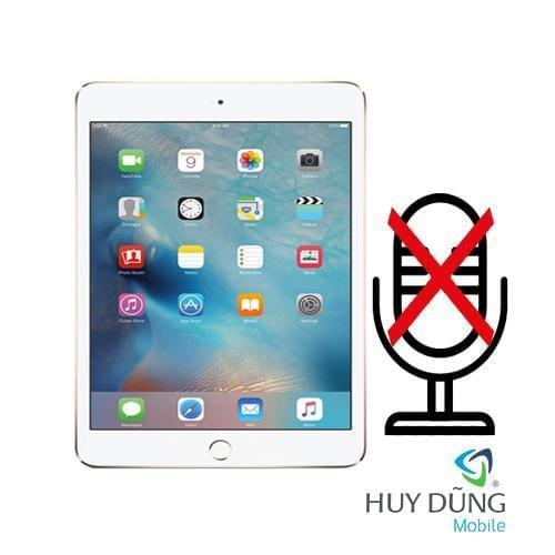 Thay mic iPad Mini 4