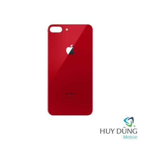 kính lưng iphone 8 plus đỏ