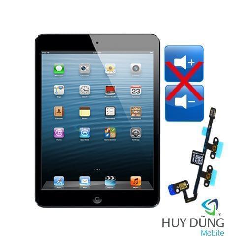 Thay dây âm lượng iPad Mini 2