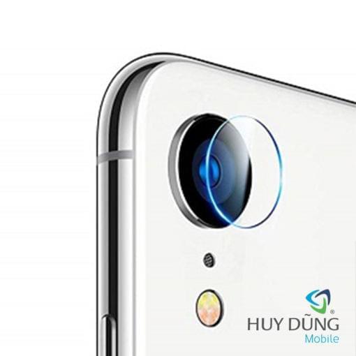 Thay kính camera iPhone Xr