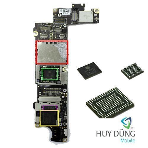 Sửa iPhone 4s sạc không vào pin
