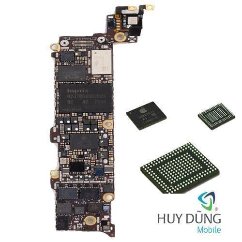 Sửa iPhone 5 sạc không vào pin