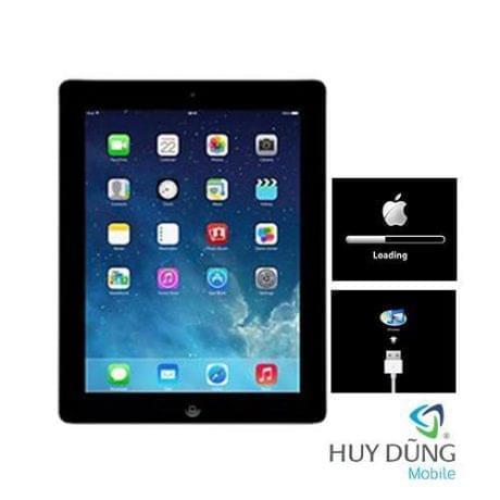 iPad 3 bị treo táo