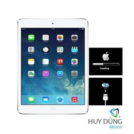 iPad Air bị treo táo