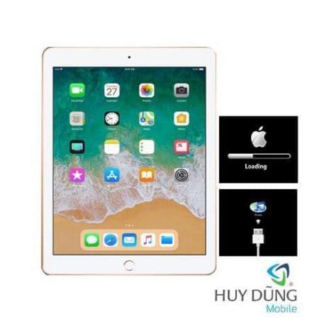 iPad Mini 3 bị treo táo