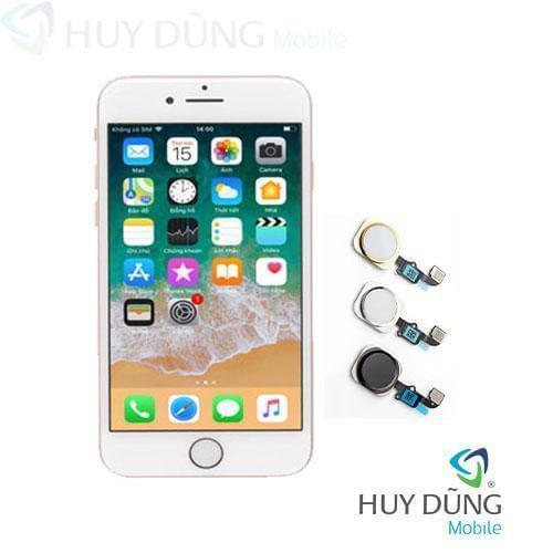 Thay nút home vân tay iPhone 8 Plus