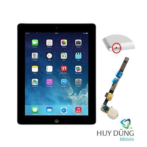 Thay jack tai nghe iPad 4