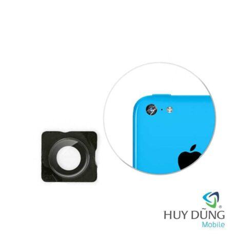 Thay kính camera iPhone 5c