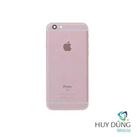 Thay vỏ iPhone 6s Plus vàng hồng