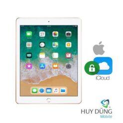 Xóa tài khoản iCloud iPad Pro 9.7