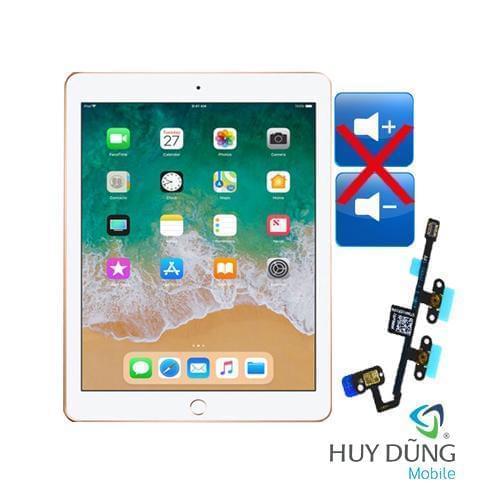 Thay dây âm lượng iPad Pro 10.5