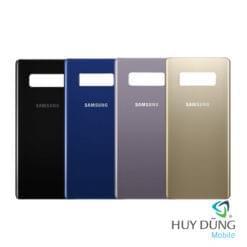 Thay kính lưng Samsung Note 8