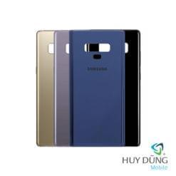 Thay kính lưng Samsung Note 9