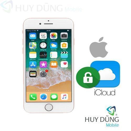 Xóa tài khoản icloud iPhone