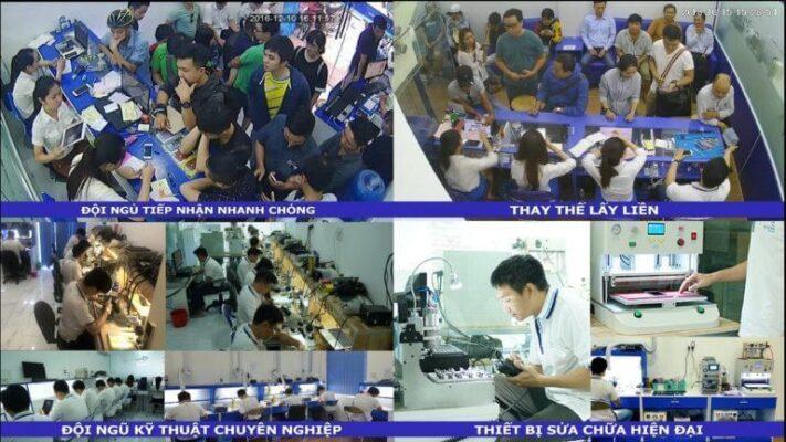 Trung tâm sửa chữa Samsung uy tín tại TPHCM - Huy Dũng Mobile