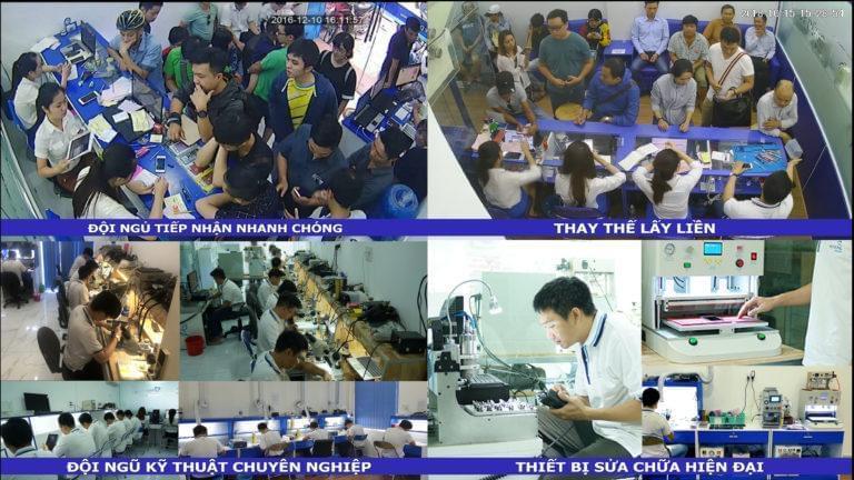 Trung tâm sửa chữa Samsung Galaxy uy tín lấy liền tại HCM