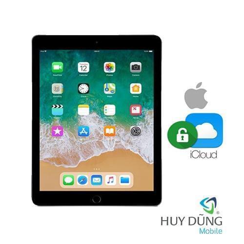 Xóa tài khoản iCloud iPad Pro 12.9 inch 2017