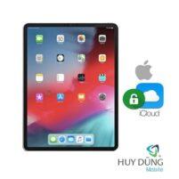 Xóa tài khoản iCloud iPad Pro 12.9 inch 2018