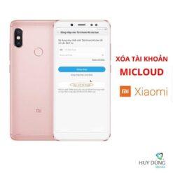 Xóa tài khoản Điện Thoại Xiaomi