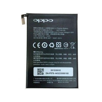 Thay pin OPPO R