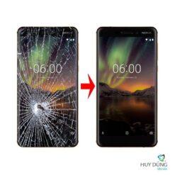 Thay mặt kính Nokia 6.1