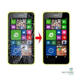 Thay mặt kính Nokia Lumia 635 White