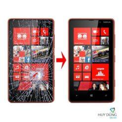 Thay mặt kính Nokia Lumia 822