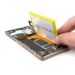 Thay pin Sony