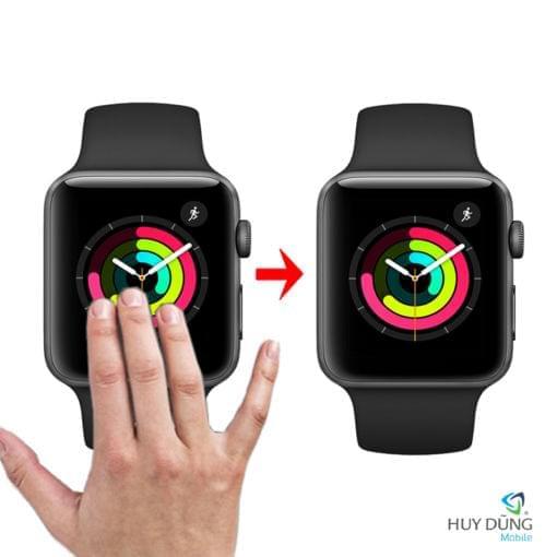 Thay cảm ứng Apple Watch series 3 38mm