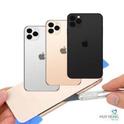 Thay kính lưng iPhone 11 Pro