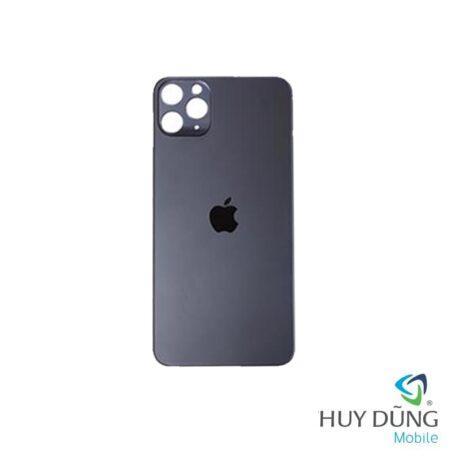 kính lưng iphone 11 pro đen